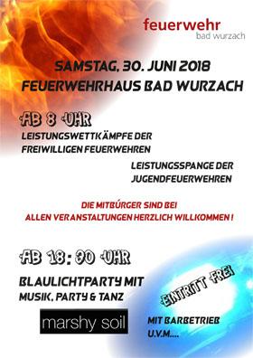 Feuerwehr Bad Wurzach