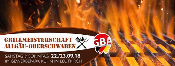 Grillmeisterschaft Leutkirch 2018