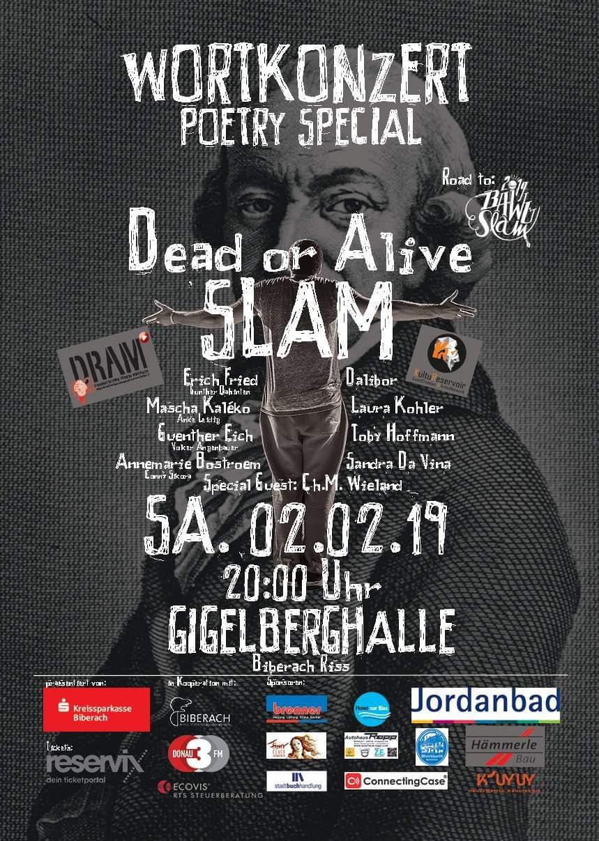 Poetry Slam Biberach