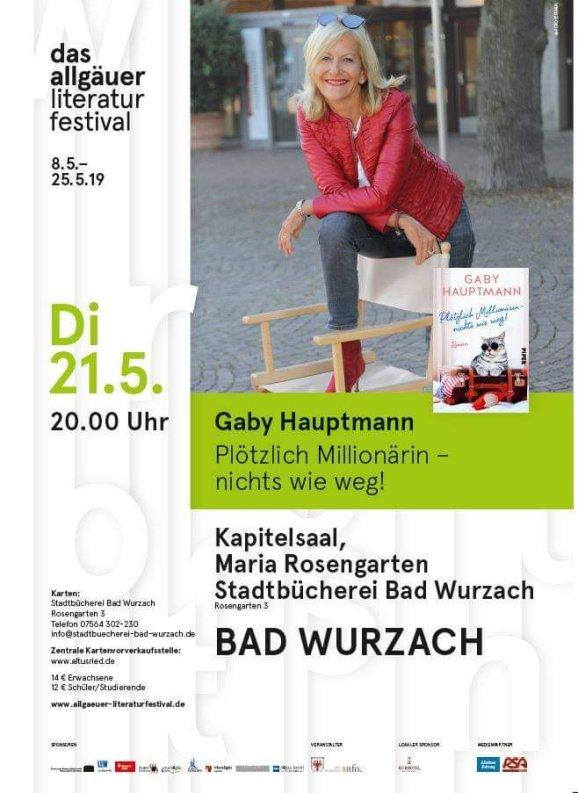 Allgäuer Literatur Festival 2019
