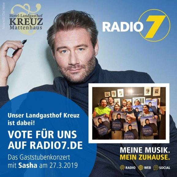 Radio7 Gaststubenkonzert