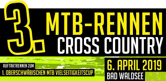 MTB Rennen Bad Waldsee 2019