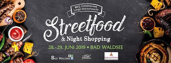 Street Food & Night Shopping Bad Waldsee