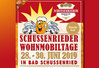 Schussenrieder Wohnmobiltage 2019