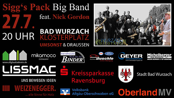 Siggs Pack Big Band