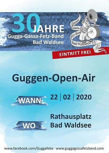 30 Jahre Gugga-Gassa-Fetz-Band Bad Waldsee