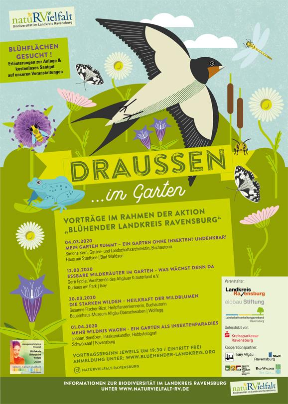 Blühender Landkreis Ravensburg