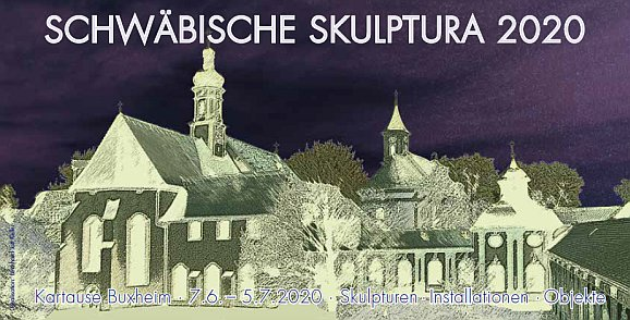 """Ausstellung """"Schwäbische Skulptura 2020"""""""