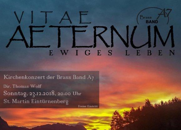 Brassband A7 Eintürnenberg