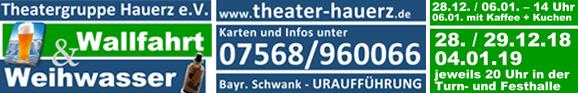 Theater Hauerz 2018