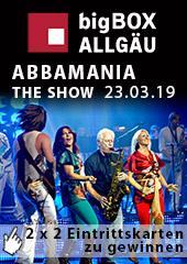 Verlosung bigBOX Abbamania