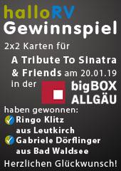 Gewinner  bigBOX Sinatra Tribute